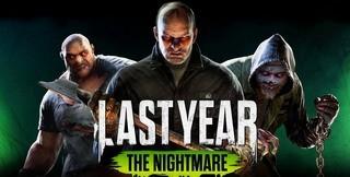 Чит трейнер на Last Year The Nightmare