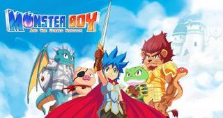 Чит трейнер на Monster Boy and the Cursed Kingdom