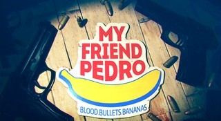 Чит трейнер на My Friend Pedro