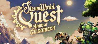 Чит трейнер на SteamWorld Quest Hand of Gilgamech