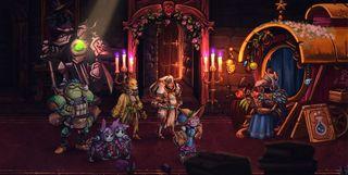 SteamWorld Quest Hand of Gilgamech Трейнер [+5] latest