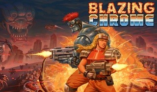 Чит трейнер на Blazing Chrome