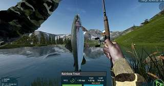 Ultimate Fishing Simulator Чит трейнер [+3] latest