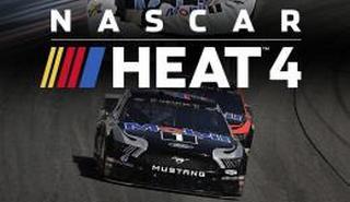 Трейнер на NASCAR Heat 4