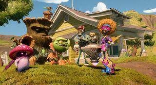 Plants vs. Zombies - Battle for Neighborville Чит трейнер [+8] latest