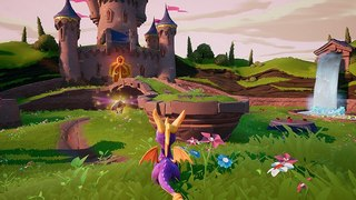 Spyro Reignited Trilogy Чит трейнер [+6] latest