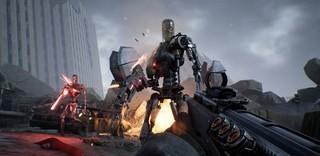 Terminator - Resistance Трейнер [+8] latest
