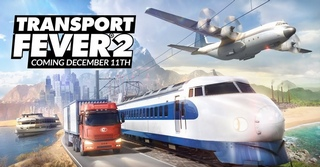 Трейнер на Transport Fever 2