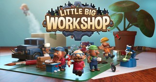 Чит трейнер на Little Big Workshop