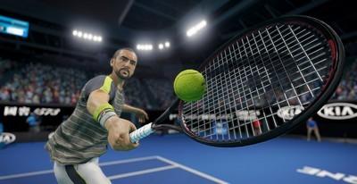 AO Tennis 2 Чит трейнер [+7]