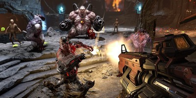 Doom Eternal Трейнер [+28]