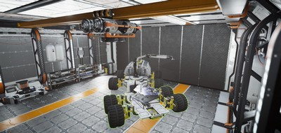 Rover Mechanic Simulator Чит трейнер [+7]