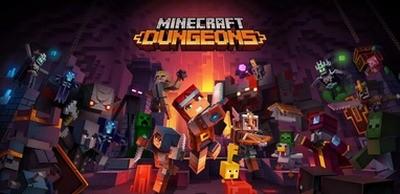 Трейнер на Minecraft - Dungeons