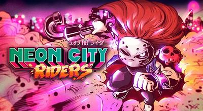 Трейнер на Neon City Riders
