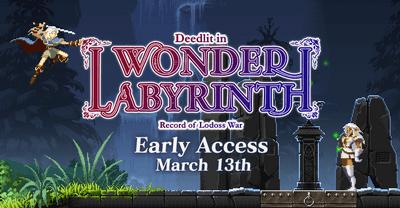 Чит трейнер на Record of Lodoss War Deedlit in Wonder Labyrinth