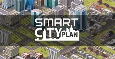 Чит трейнер на Smart City Plan