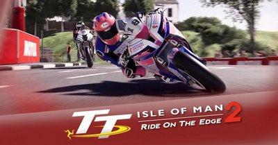 Трейнер на TT Isle of Man 2