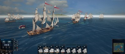 Ultimate Admiral Age of Sail Чит трейнер [+10]