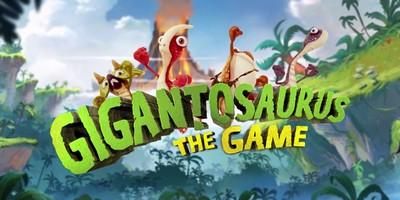 Трейнер на Gigantosaurus The Game