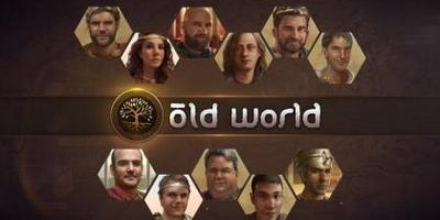 Трейнер на Old World
