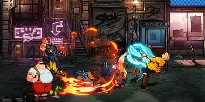 Streets of Rage 4 Чит трейнер [+24]