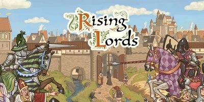 Чит трейнер на Rising Lords