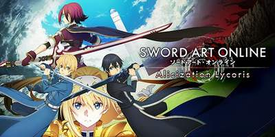 Трейнер на Sword Art Online - Alicization Lycoris