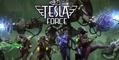 Чит трейнер на Tesla Force United Scientists Army