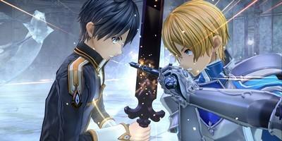 Sword Art Online - Alicization Lycoris Трейнер [+34]