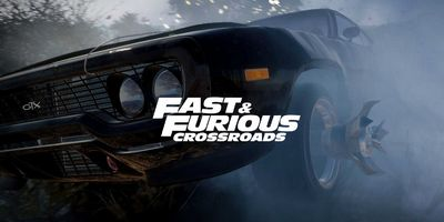 Трейнер на Fast and Furious Crossroads