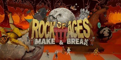 Трейнер на Rock of Ages 3 - Make Break