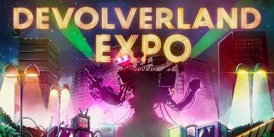 Чит трейнер на Devolverland Expo