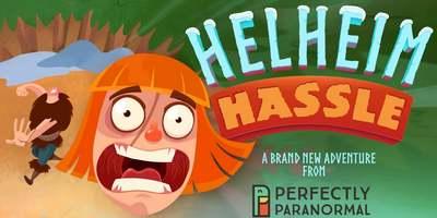 Трейнер на Helheim Hassle_
