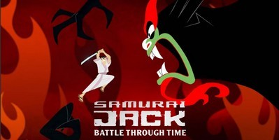 Трейнер на Samurai Jack - Battle Through Time