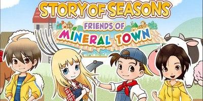 Чит трейнер на Story of Seasons - Friends of Mineral