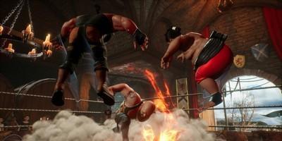 WWE 2K Battlegrounds Чит трейнер [+24]