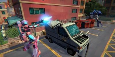 Transformers - Battlegrounds Чит трейнер [+14]