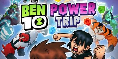 Трейнер на Ben 10 - Power Trip