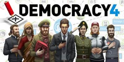 Трейнер на Democracy 4