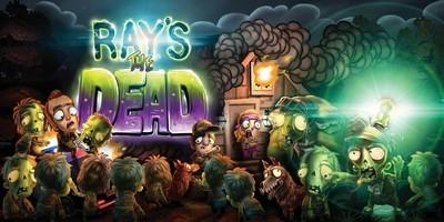 Трейнер на Rays The Dead