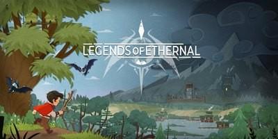 Чит трейнре на Legends of Ethernal