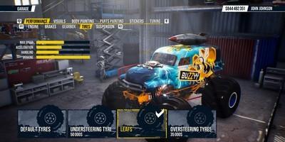 Monster Truck Championship Трейнер [+14]
