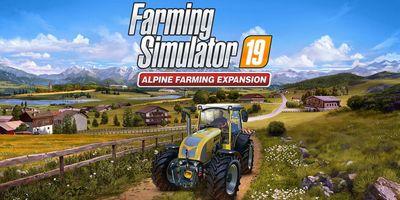 Трейнер на Farming Simulator 19 - Alpine Farming