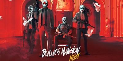 Трейнер на Payday 2 - Bulucs Mansion Heist