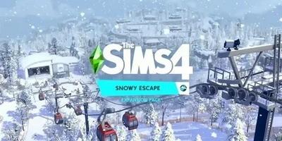 Трейнер на The Sims 4 - Snowy Escape