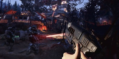 Fallout 76 - Steel Dawn Трейнер [+45]