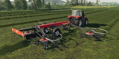 Farming Simulator 19 - Alpine Farming Трейнер [+38]