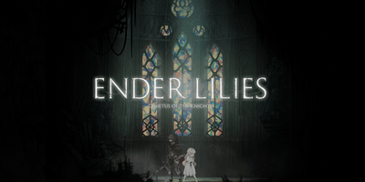 Трейнер на Ender Lilies - Quietus of the Knights