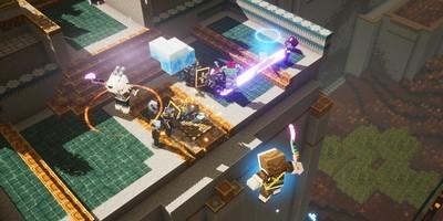 Minecraft - Dungeons - Howling Peaks Трейнер [+54]