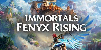 Трейнер на Immortals - Fenyx Rising - A New God